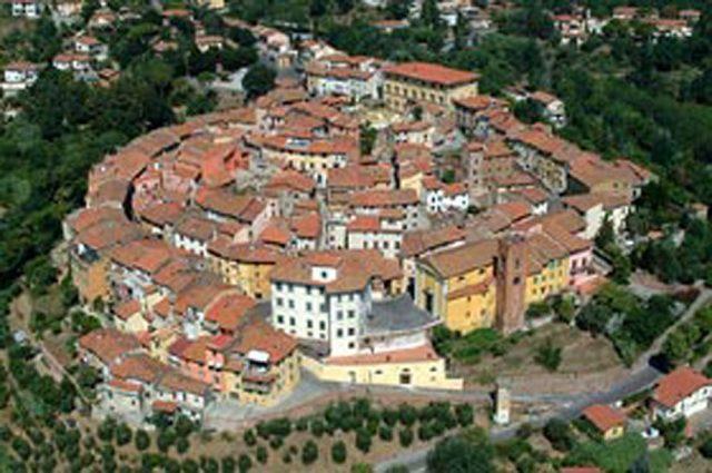 Il centro storico di Santa Maria a Monte