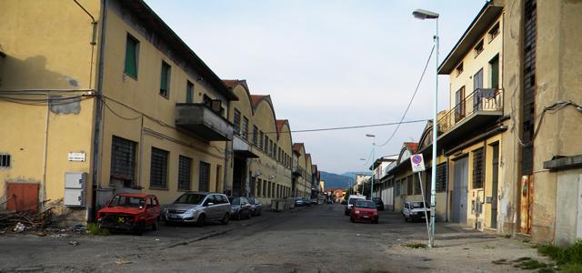 Il Macrolotto di Prato