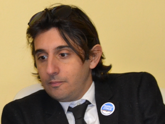 Giovanni Donzelli, Fratelli D'Italia