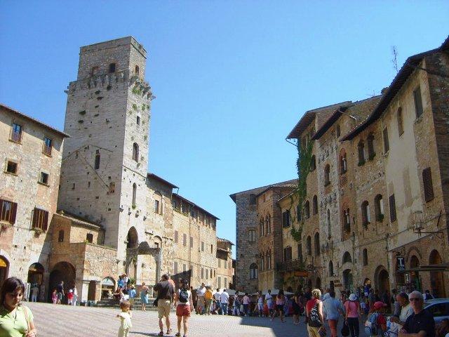 San Gimignano,