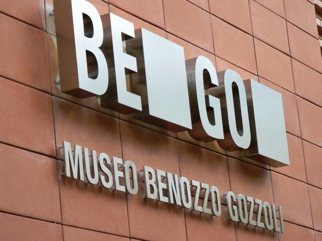 Il BeGo di Castelfiorentino (foto gonews.it)