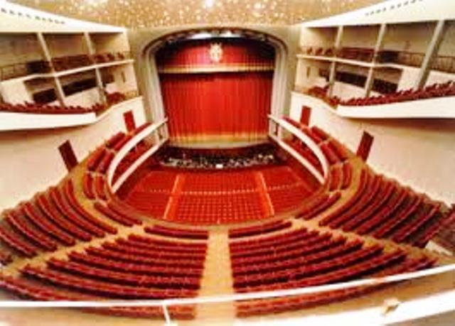Il teatro del Maggio Musicale Fiorentino