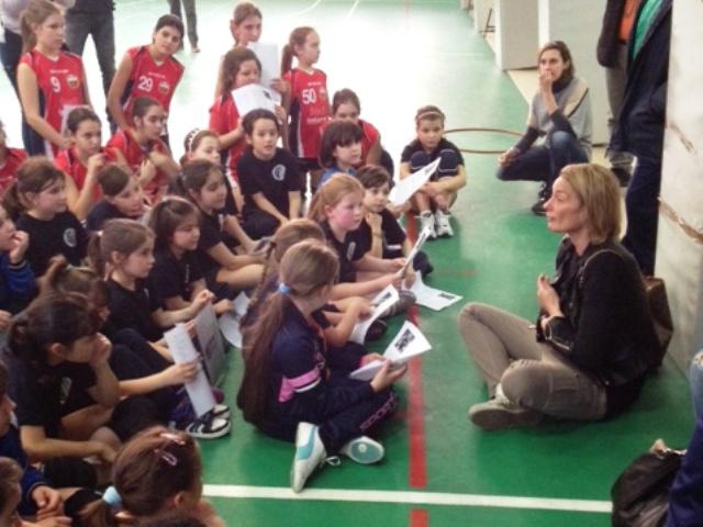 Al liceo 'Salutati' di Montecatini Terme le pallavoliste ...