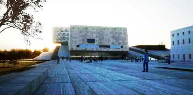 Il nuovo Teatro dell'Opera