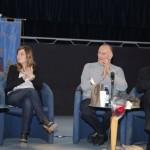 Il sindaco Brenda Barnini, don Renzo Fanfani e don Guido Engels