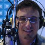 Alessandro Tozzi durante un appuntamento di qualche tempo fa a Radio Lady (foto gonews.it)