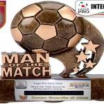 Il premio 'Man of the Match'
