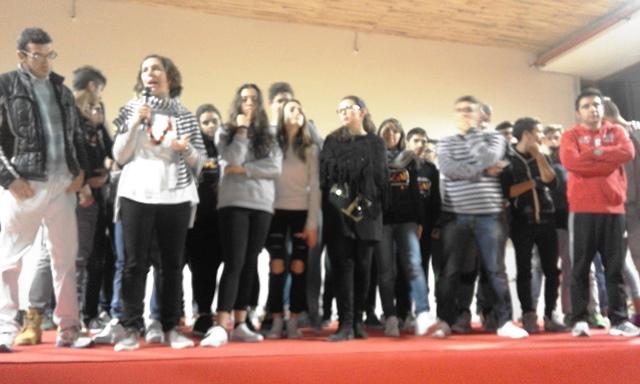 La tre giorni romana conclusa domenica 8 novembre. Il progetto si chiama 'La prima parola è impegno', e ha toccato proprio i temi della responsabilità, della legalità e dell'impegno civico dei giovani