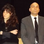 Chiara Bonciolini e Gabriele Toti (foto gonews.it)