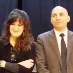 Chiara Bonciolini e Gabriele Toti (foto gonews.it)\
