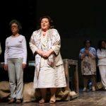 Lo spettacolo al teatro 'Puccini'