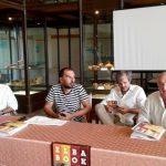 La conferenza stampa a Rio nell'Elba
