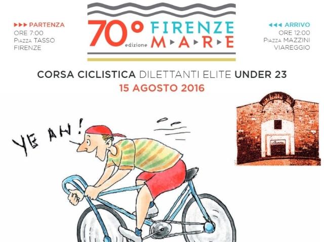 4aac04fa17c8 ciclismo_firenze_mare_viareggio_2. Torna la 'Firenze-Mare', la classica del  ciclismo per ...
