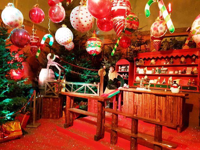 Montecatini Villaggio Babbo Natale.Al Tettuccio E Alle Tamerici Arriva La Casa Di Babbo Natale
