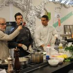 (foto gonews.it) Alessio Sedran Cooking Show