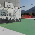 prato campo street basket