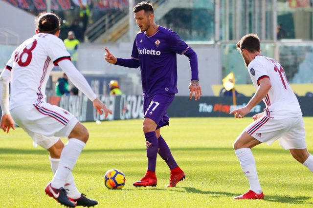 Cyril Théréau (foto ACF Fiorentina via Facebook)