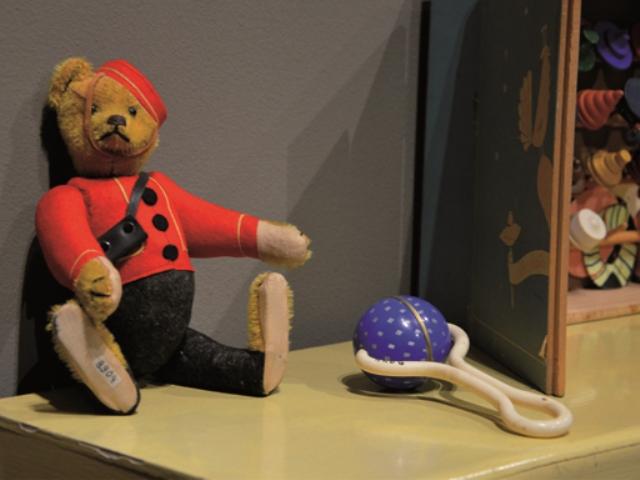 La mostra 'La trottola e il Robot' prosegue al Palp di