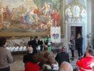 Cerimonia CASCHETTO Comune di Pisa (2)